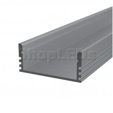 Профиль накладной алюминиевый 2812-2 2 м REXANT