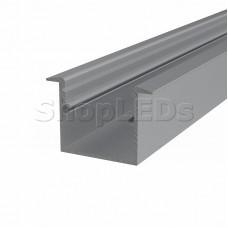 Профиль врезной алюминиевый 3725-2 2 м REXANT