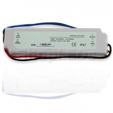 Компактный блок питания SL12060 (12V, 5A, 60W, IP67)
