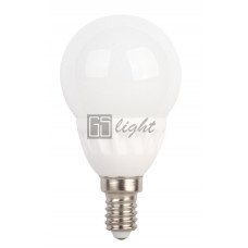 Светодиодный шар G50 E14 4.5W 220V Day White